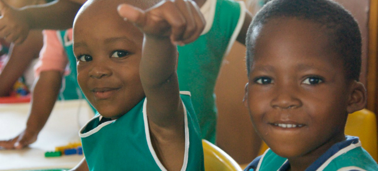 ... creating a better future for thousands of children.